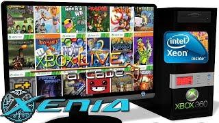 XENIA Xbox 360 Emulator - XBLA Games (Multi Test) #1