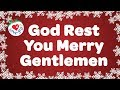God Rest You Merry Gentlemen With Lyrics Christmas Carol Song mp3