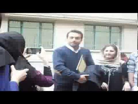 Mostafa Zamani at Tehran University - wed 26 Feb 2014
