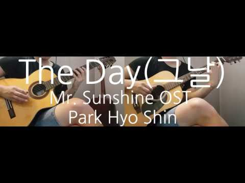 (Mr. Sunshine OST) Park Hyo Shin - The Day Guitar Cover