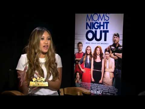 MOMS' NIGHT OUT  Made in Hollywood  Interview