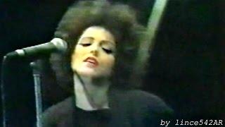 Antonella Ruggiero - Matia Bazar Elettrochoc live ' 85