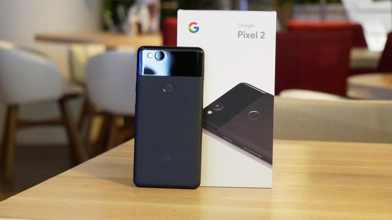 Быстрый обзор | Google Pixel 2