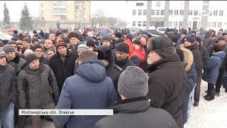 видео Стрілянину на Житомирщині вважають бурштиновими розбірками