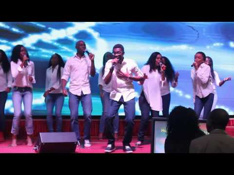 Perfected Praise Choir - Mighty to save / My God is Awesome Reggae Version