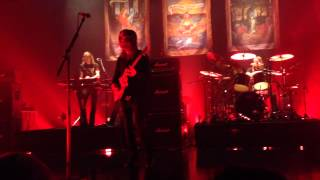 Opeth Japan live in Tokyo 2015 The devil's orchard