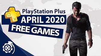 PlayStation Plus (PS+) April 2020