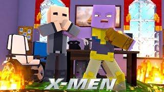 THANOS IS THE NEW X-MEN SCHOOL HEADMASTER!? - (Custom Mod Adventure)