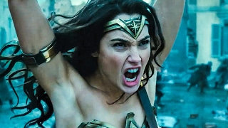 WONDER WOMAN Trailer #3 (2017)