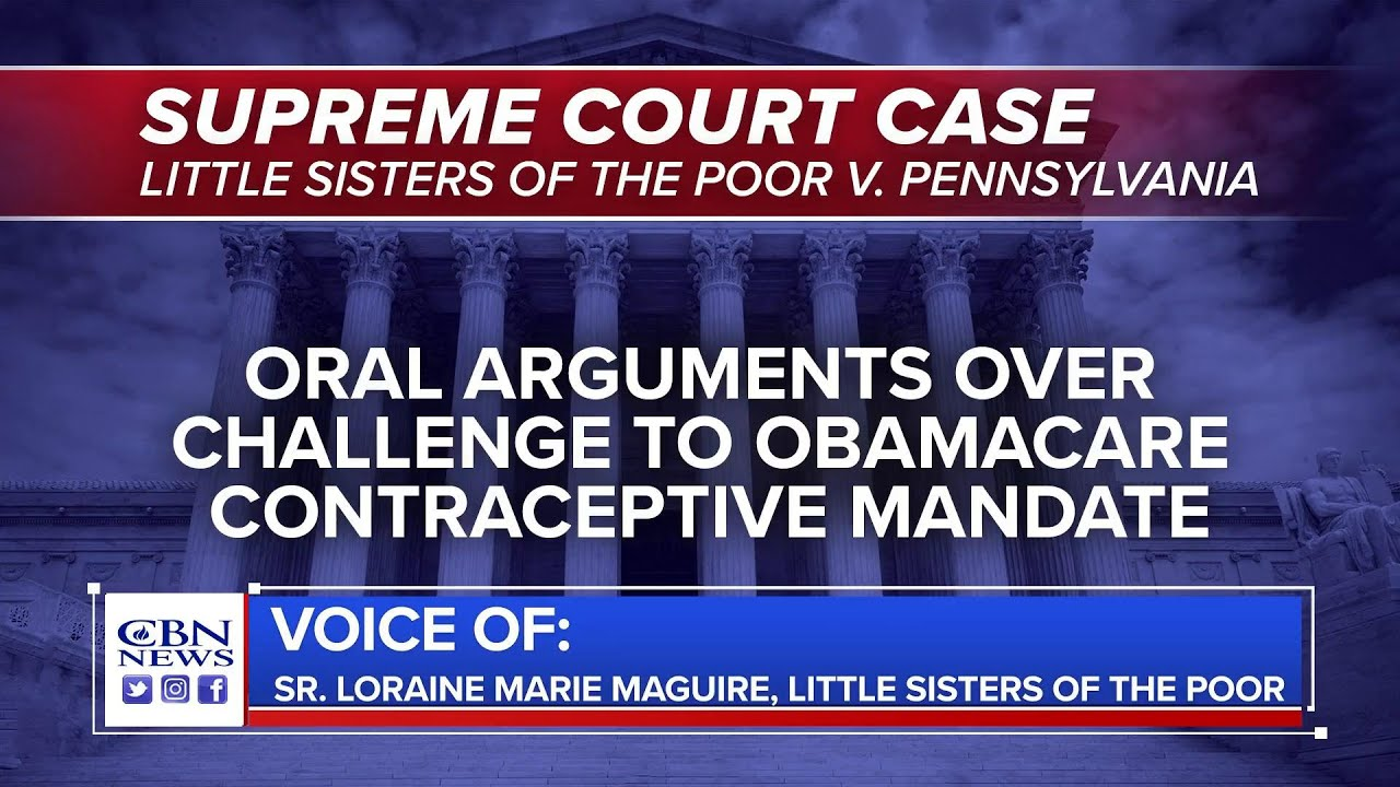 'Ridiculous': States Tell Supreme Court to Force Nuns to Violate Their 'God-Given Rig