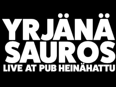 Helsinki Tango Week 2015 - Yrjänä Sauros