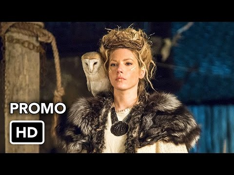 "Vikings 4x18 Promo ""Revenge"" (HD) Season 4 Episode 18 Promo"