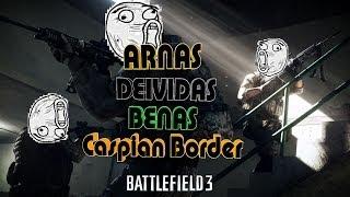 Darome nesąmones! Battlefield 3 MP Gameplay (su Deividu, Arnu ir Benu!)