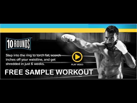 Download 10 Rounds Sample Workout | Joel Freeman Fitness