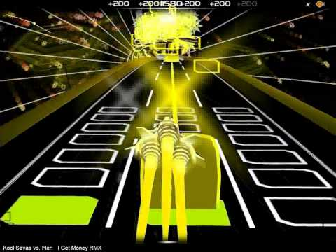 Audiosurf: Kool Savas vs Fler - I Get Money Remix