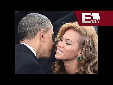 Anuncian supuesto romance entre Barack Obama y Beyoncé  / Andrea Newman