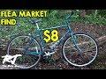 Marin Stinson Hybrid Bike - $8 Flea Market Find