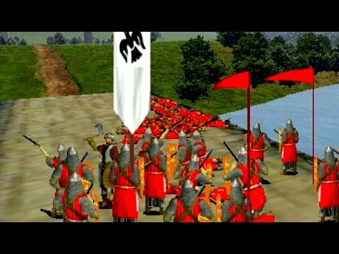 Stamford Bridge 1066 (Expert level) - Medieval Total War