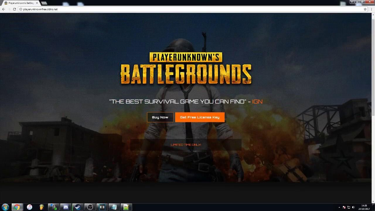 Pubg Pc Game License Key Free Download