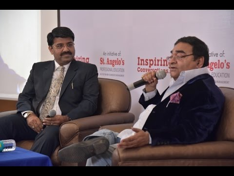 Inspiring Conversations 15 with Dr. Mukesh Batra. Interviewed by Agnelorajesh Athaide