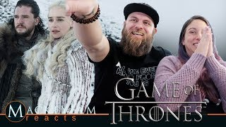 Game of Thrones | Season 8 | Official Trailer- REACTION and REVIEW!!!