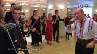 Select Music Band - Alin Trocan ( program de joc -  Hotel Alexander  febr. 2013)