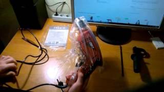 Найдешевша дриль ударний Град-М ДУ-505 - Відео огляд (розпакування)