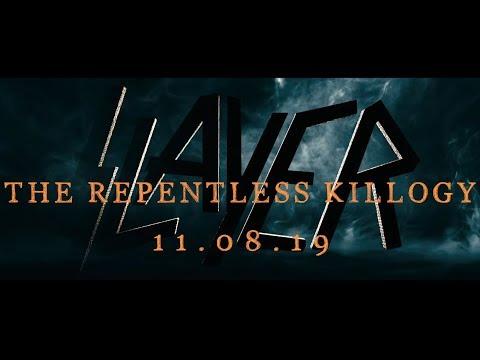 Slayer Announce Live Film & Accompanying Album