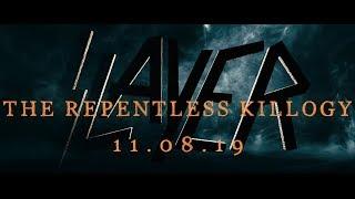 Gambar cover SLAYER - The Repentless Killogy