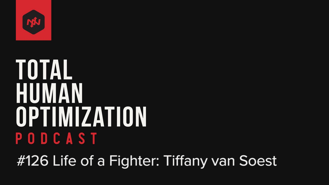 #126 Life of a Fighter: Tiffany