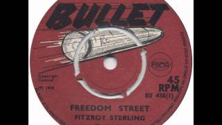 fitzroy sterling - freedom st