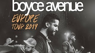 Boyce Avenue 'Cinderella' live performance in London #BoyceAvenue #UKTour