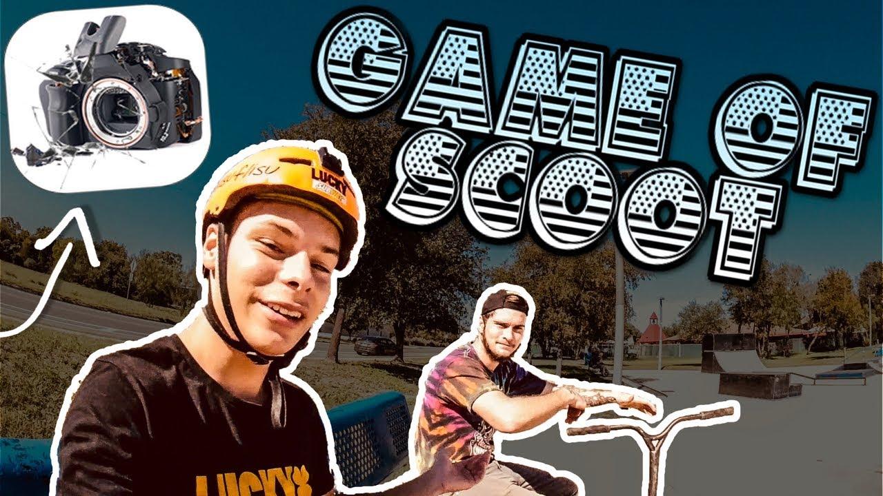 Game Of Scoot Z Amerykaninem Rozwaliłem Kamerę Youtube