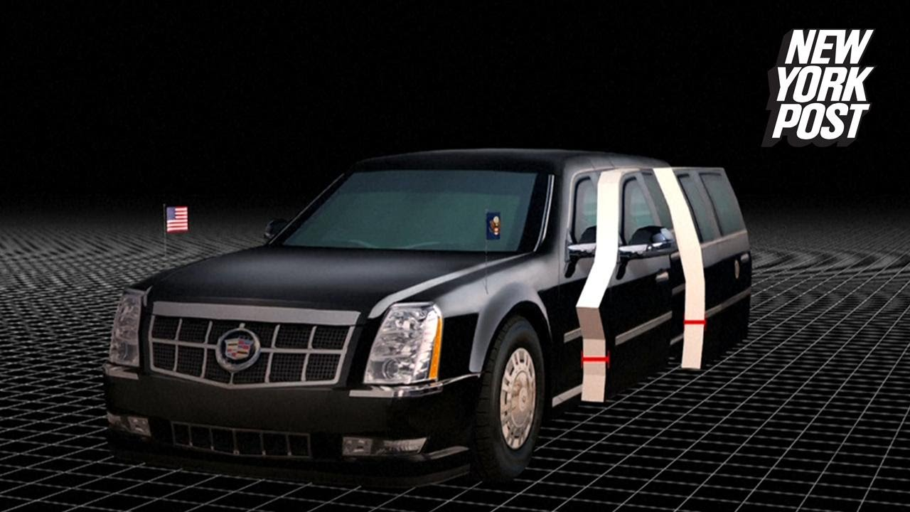 President Trump\'s \'Cadillac One\' will come stocked with emergency ...