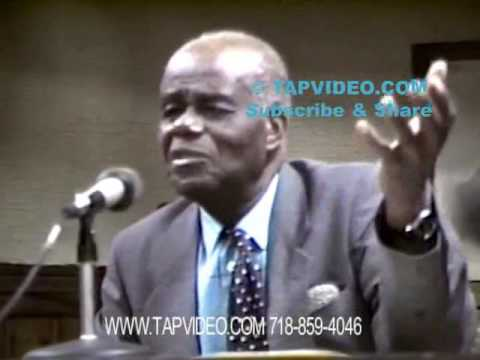 Dr. John H. Clarke: The Preservation of African History