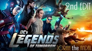 Legends of Tomorrow - Make Our Own Fates Medley (Season 1 Soundtrack) Second Edit