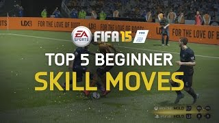 FIFA 15 Tutorial: Top 5 Beginner Skill Moves