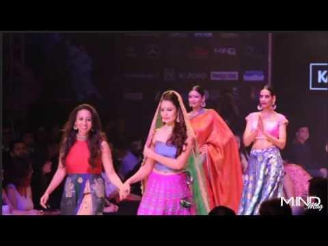 Anj Couture - Pune Fashion Week 2016