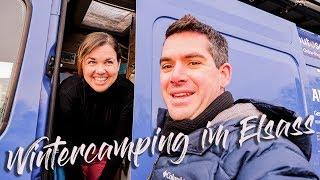 Endlich wieder mit Karl unterwegs・Mit dem Camper nach Frankreich