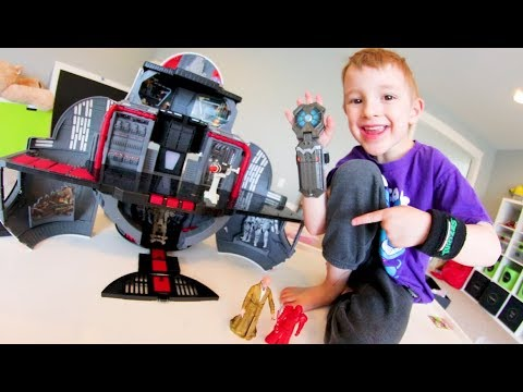 Father Son GET BEST TOY EVER! / Star Wars BB-8 Playset!