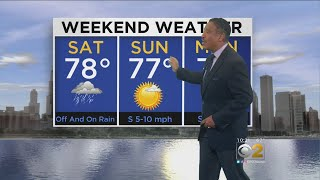 CBS 2 Weather Watch (10PM Oct. 6, 2017)