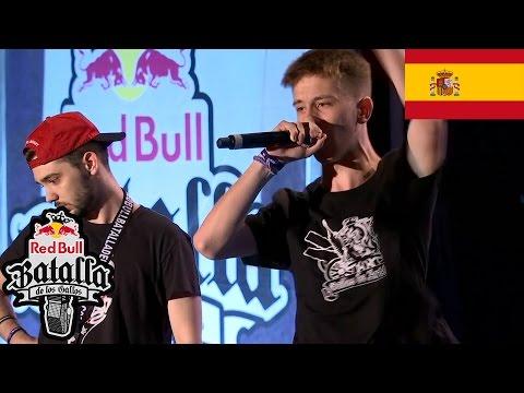 Walls vs Zasko Master - Semifinales: Barcelona, España 2017 | Red Bull Batalla De Los Gallos