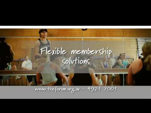 The Forum NBN Television advertisement