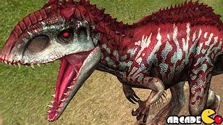 Supersaurus Arena Event Rare Pack Reward And Live Challenge - Jurassic World The Game