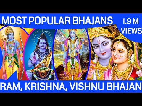 New Nepali Bhajans 2017 | Shree Ram, Krishna, Shiva, Vishnu, Devi Bhajans ► SRD BHAKTi 2K16