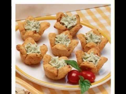 Wedding reception finger food ideas - YouTube