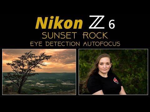 Repeat Nikon Z Eye Autofocus Firmware Update! by