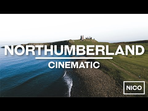 The Most Beautiful Coastline In The UK - Northumberland