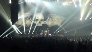 Gambar cover Avenged Sevenfold - Afterlife @ Hovet 2013