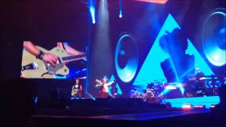 Depeche Mode in Riga, 02.03.2014 (short clips)